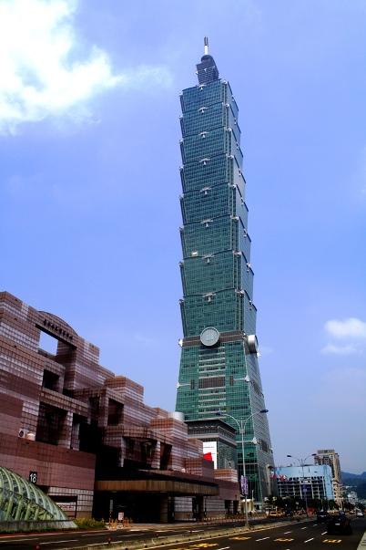 Taipei 101 Taiwan Djoser